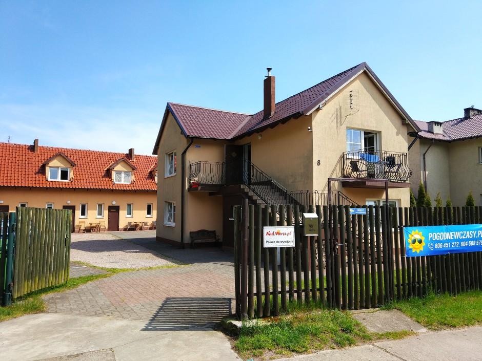 Pensjonat Jantar nad Bałtykiem
